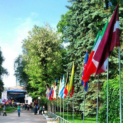 День Европы в Виннице / Europe Day in Vinnitsa Винница Vnua
