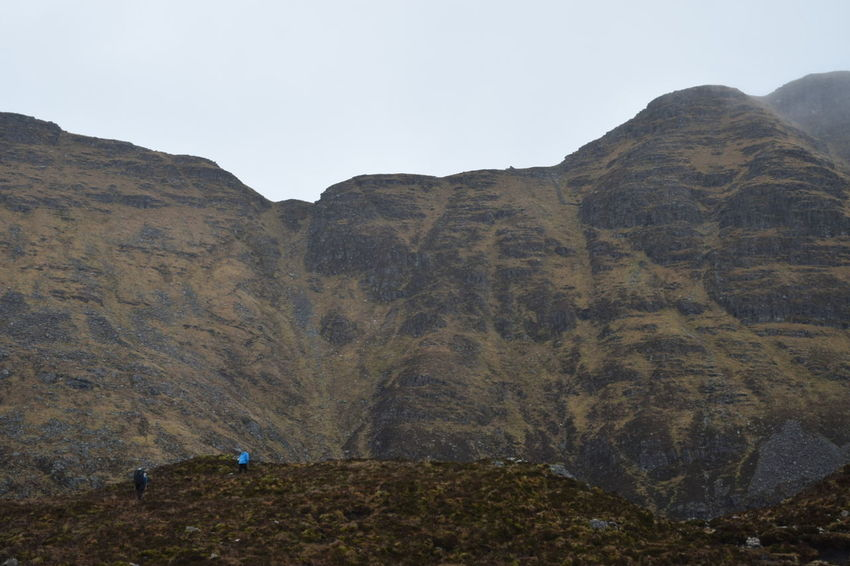 Suilven Scottish Highlands Wilderness Wild Camping Enjoying Life Mountain Mountain View
