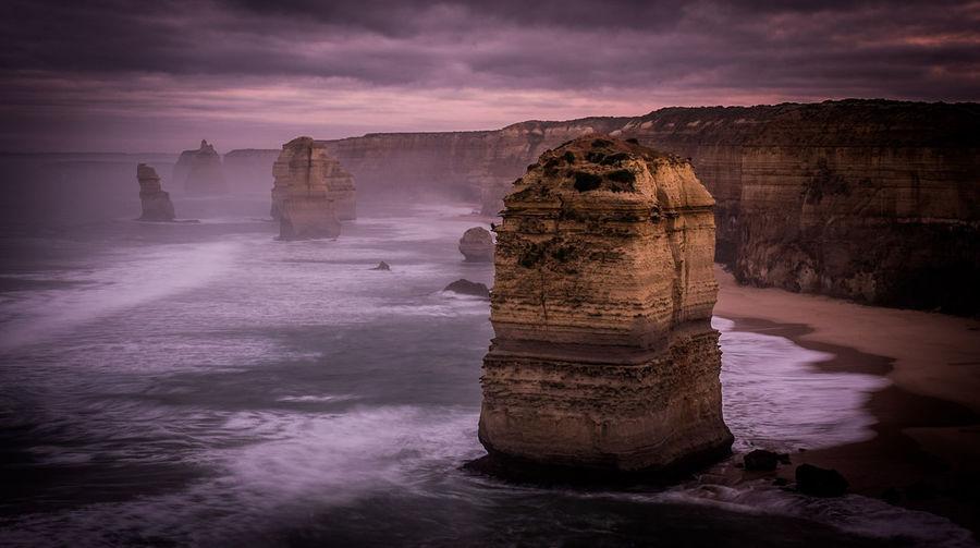Rock formations in australia