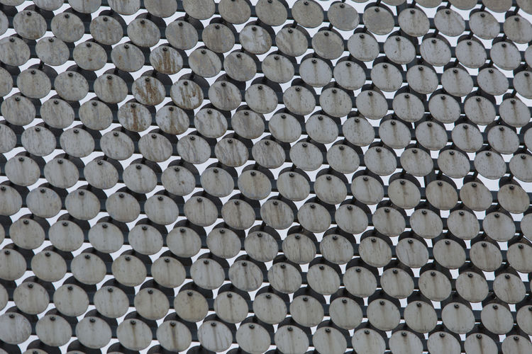 Abstract Aluminum Backgrounds Brushed Metal Close-up Day Full Frame Gray Indoors  Industry Metal Metal Grate Metal Industry No People Pattern Shiny Silver - Metal Silver Colored Stainless Steel  Steel Technology Textured