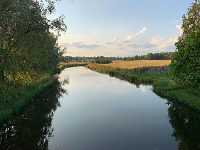 Finnish river