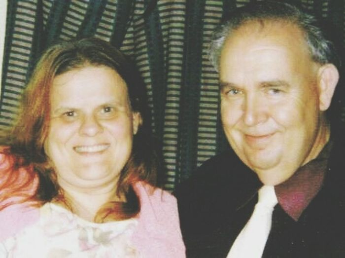 "This is me and my beautiful wife Cheryl ! George R. ""BOBBY"" Downs. Emerson, Georgia USA"