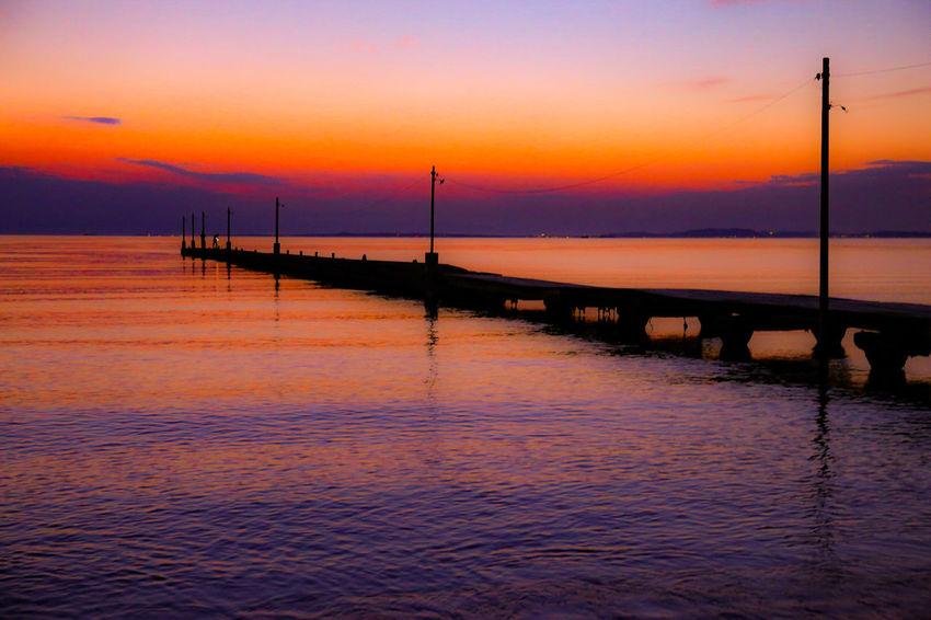 つなぎとめるいんりょくを In The Magic Hour Sunset Orange Color Japan Photography Sun Nature Beauty In Nature Eyem Gallery EyeEm Best Shots - Nature Eyemphotography Dramatic Sky Place In The Sun 原岡海岸 Chiba Chiba,Japan