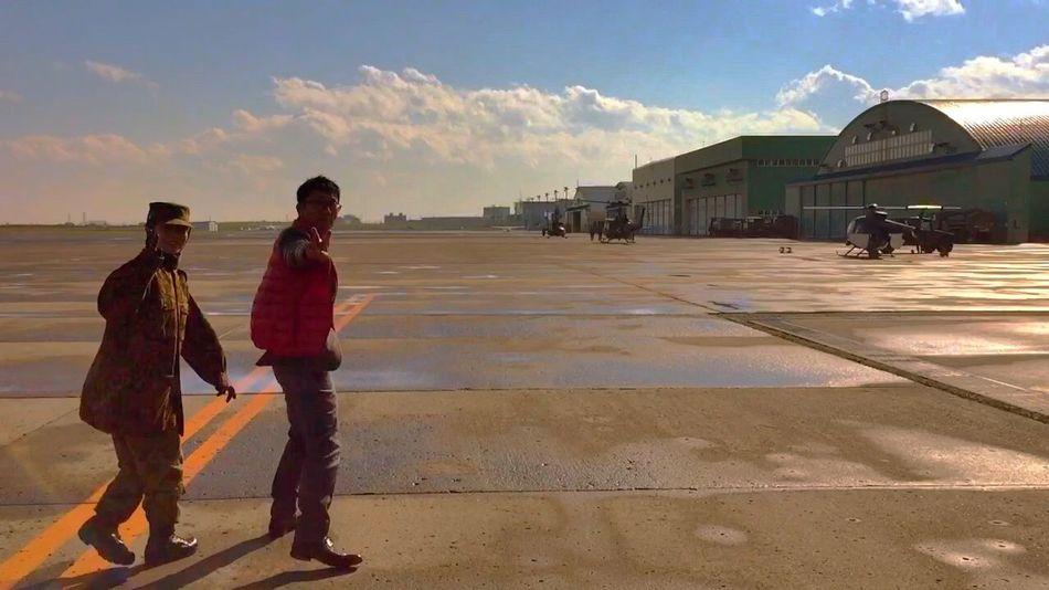 お散歩♪ Taking Photos 旅行 Enjoying Life JGSDF 自衛隊 陸上自衛隊 丘珠 丘珠 丘珠駐屯地