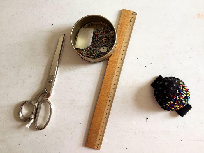Tools of a Dressmaker