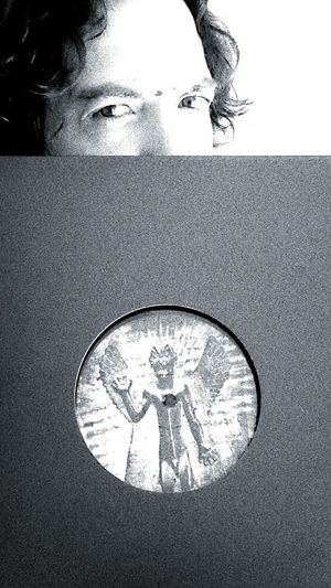 New record Anotherintelligence Tadeo Vinyl Techno Low Section Water Circle Road Close-up Drawing - Art Product