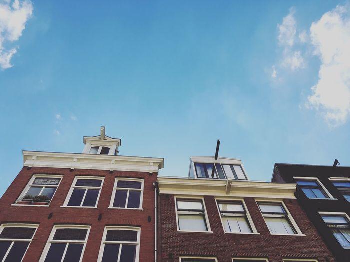 Blue sky The