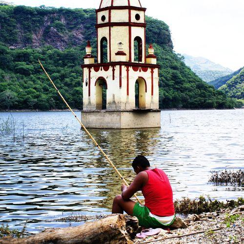 Pescando SantoTomasElViejo