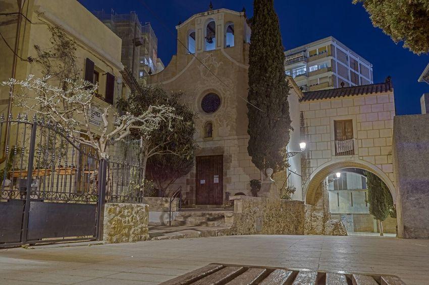 Rx100mk2 Nocturna Larga Exposicion HDR Streetphotography