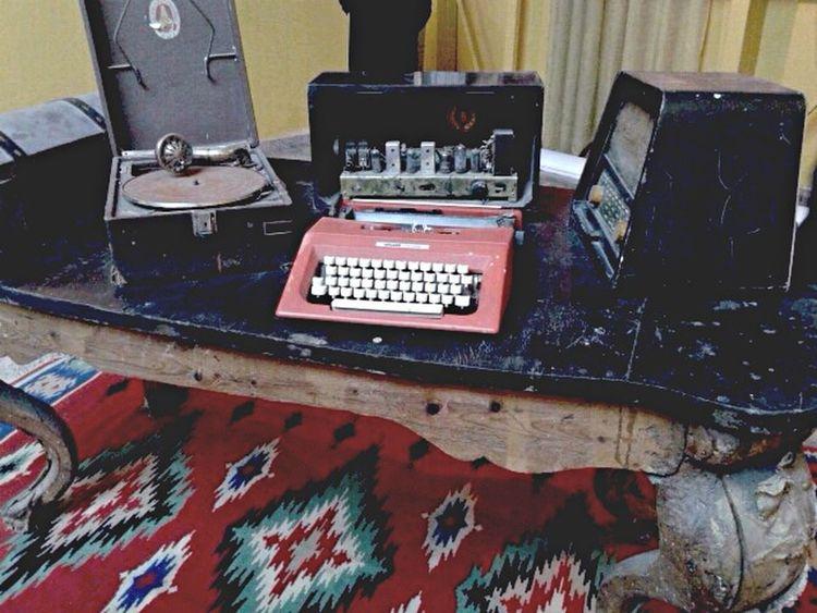 TOB  Teatro Theater I ❤️ Tirana Tirana Albania The Places I've Been Today Typewriter Music Player Retro