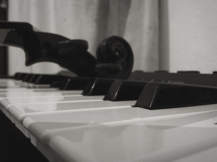 Only, music 🎹