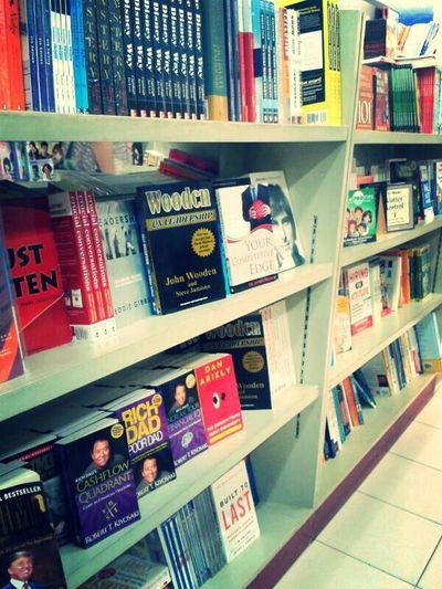 Booklover Bookshelf Book Store Taking Photos