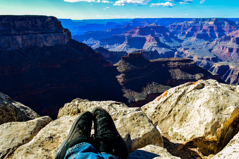 Relaxing Things I Like Grand Canyon Afternoon Relax Arizona Outdoor Photography Hiking Adventure Desert Enjoying Life Nature