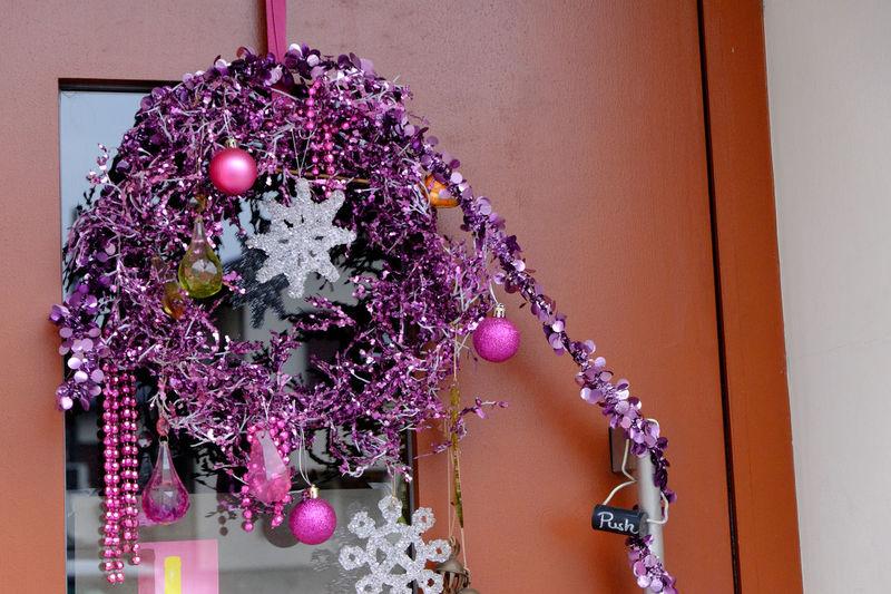 Christmas Christmas Wreath Fujifilm Fujifilm X-E2 Fujifilm_xseries Hanging Happy Holidays! Japan Japan Photography Wreath XC16 Xmas Xmas Wreath クリスマス クリスマスリース メリークリスマス リース