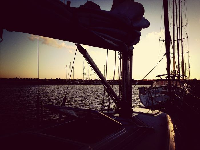 Going Sailing Sunset #sun #clouds #skylovers #sky #nature #beautifulinnature #naturalbeauty #photography #landscape