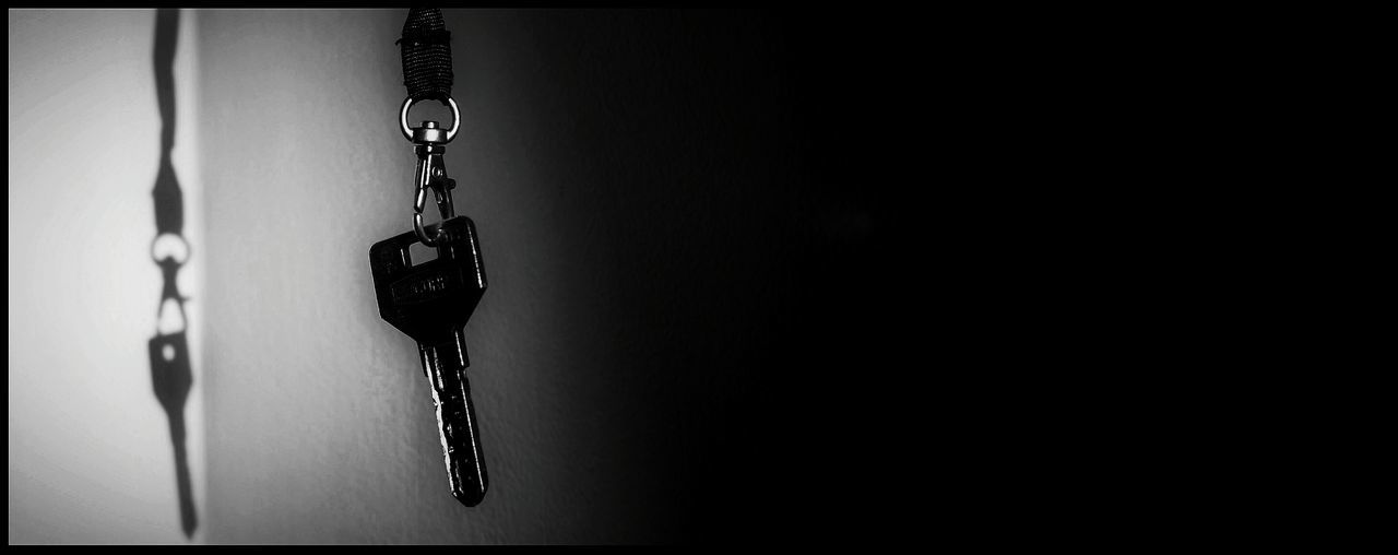 One key, too many doors! Twilight Not Dark Yet Light And Shadow Hunting Light Unlockedwithnokey Hanging Black And White Photography