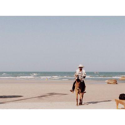ขอช้าง ขอม้า ให้น้องข้าขี่ 🐴🌴 Instasquarer Vscocam Thailand Huahin Khaotakiap