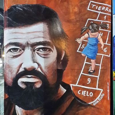 Art Arte Street Calle travel viajando viaje argentina baires buenosaires streetart streers traveling cortazar juliocortazar