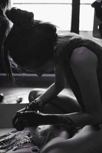 Girl Art Blackandwhite Photography Photoshoot Enjoying Life Beautiful Things I Like Women Who Inspire You Relax