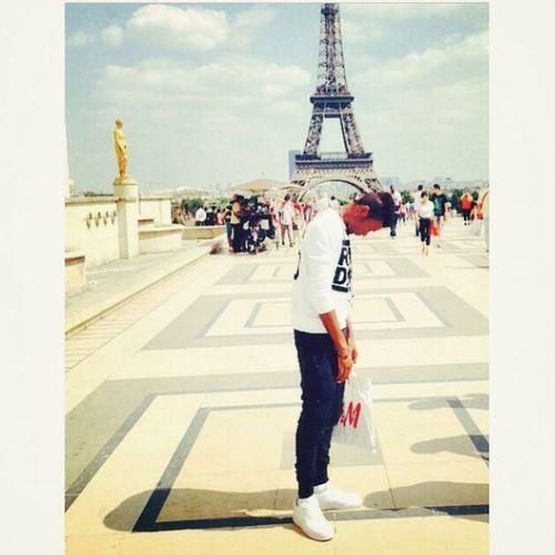 My baby in Paris????