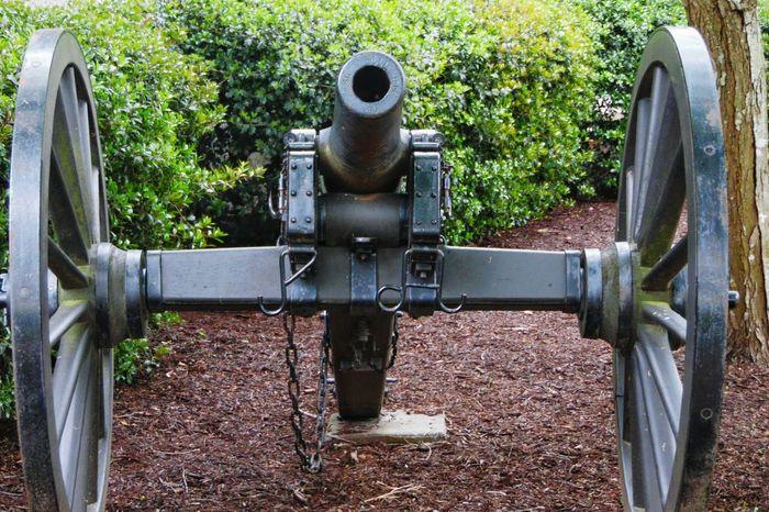 History FortMonroe Cannon