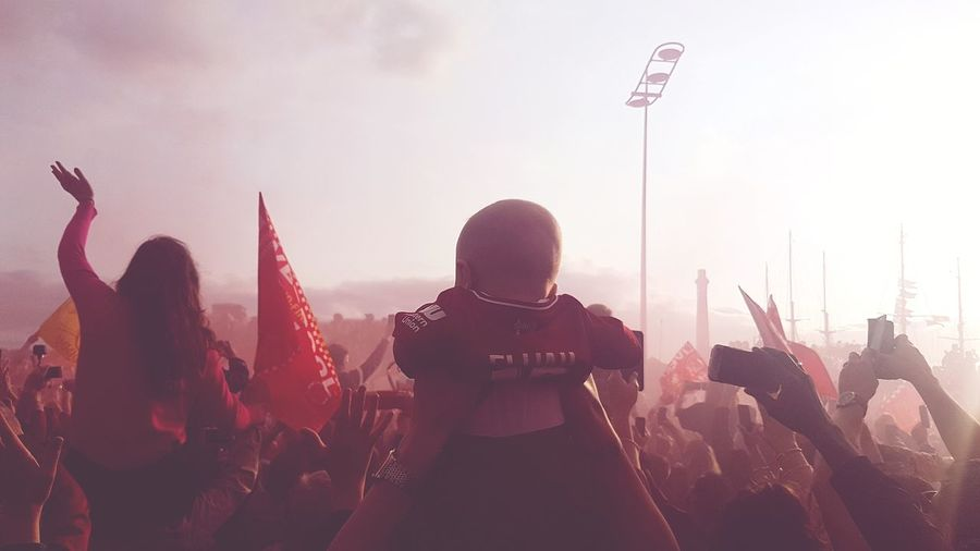 Sea of Red