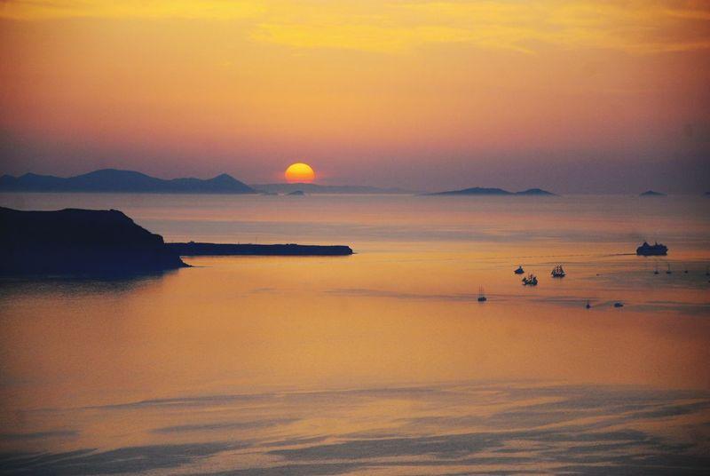 Sea Sunset Water Beauty Astrology Sign Sun Beach Sky Seascape Coast