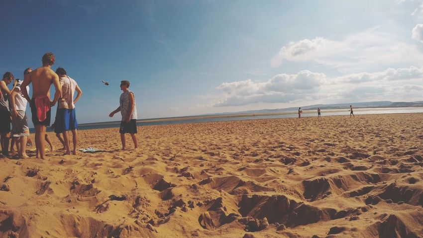 Hector on the Kendama hype Kendama Ultimate Frisbee Beachphotography Coastline Summertime That's Me