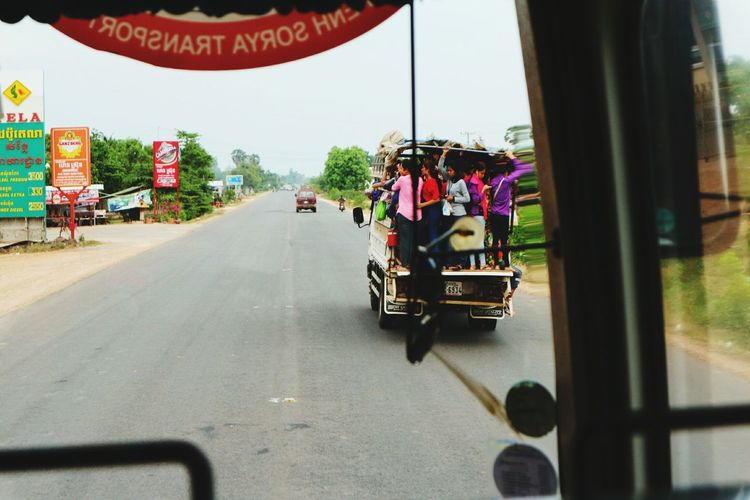 Cambodia Travel Transportation Motorcycle Outdoors Crazy TukTuk Siem Reap Asian Culture ASIA People And Places Peoplephotography