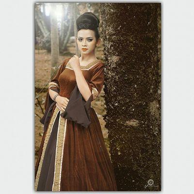 Kofaba Model Resty Oldies wardrobe vergiephotograph bandung indonesia