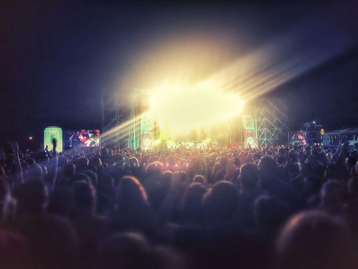 Beer Festival Belgrade Party Hard Concert