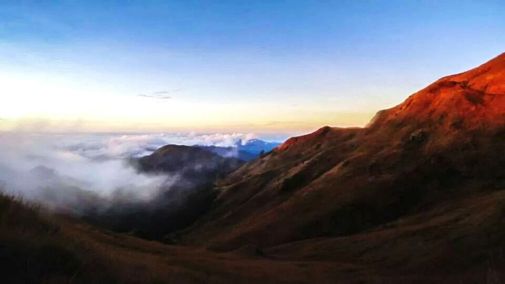 As we go and be ourselves in the Playground of the Gods. Nature Mountains Mt. Pulag