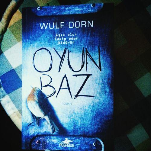 2 saatte bitti... meraklılarına tavsiye edilir;) Kitap Wulf Dorn Gerilim Books #reading a book #kitapokumakgüzeldir