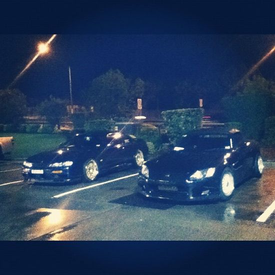 Hardparkers in the Rain Thornleigh Maccas tlm