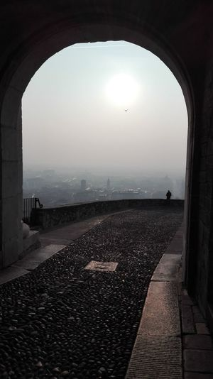 Arch Architecture Built Structure Travel Destinations No People Shadow Indoors