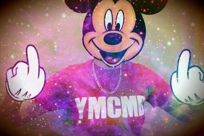 Micky Mouse /.\<3/