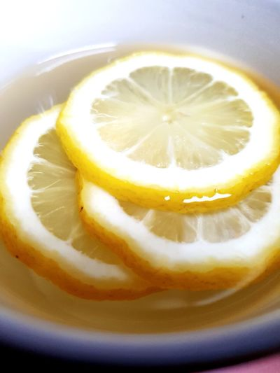 warm lemon