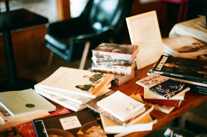 창녕 Books Cafe Minolta Alpha9000