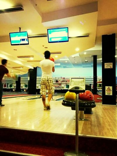 Who Want To Play? Bowling Time ☆★