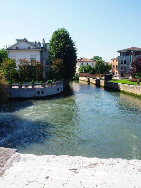 Sole Colori Bella Giornata Trevisocity Passeggiando Per Le Vie Del Centro Hello World