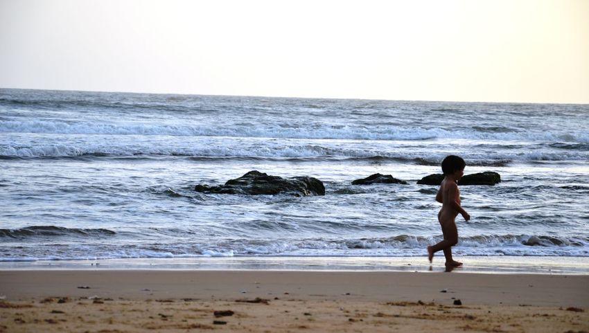 Awalktoremember Beach Beachphotography Goa Kids Being Kids Kidsphotography