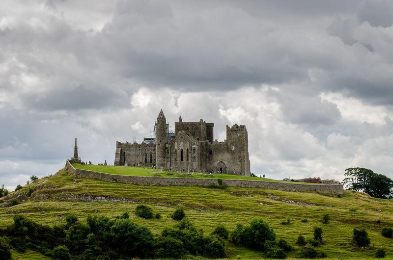 Ireland - Rock of Cashel Architecture Cashel Church Cloud - Sky History Ireland Ireland🍀 Medieval Nikon Old Ruin Rock Of Cashel Sky Travel Travel Destinations Travel Photography Traveling