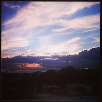 Todo pôr-do-sol é um poema... Sunshine Sky Céu Sunset_collection