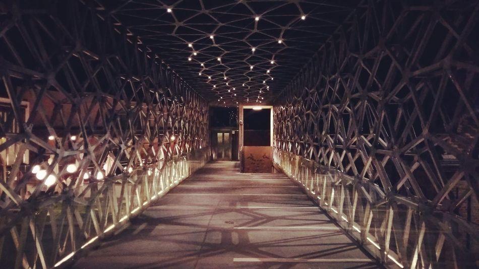 Pécs Pécs Night Zsolnay Zsolnay Negyed HID Bridge Architecture Arch Architecturelovers Nightphotography