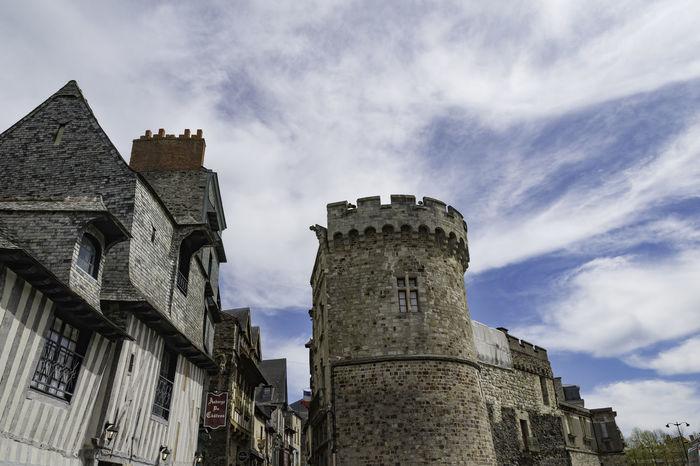 Ancient Bretagne Bretagnetourisme Built Structure Cloud - Sky Cloudy Culture France History Old Promofoto Promphoto The Past Torce Tourism Travel Destinations