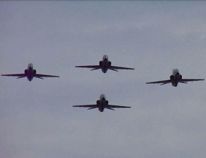Four F-18