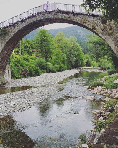 Gateway to heaven Epirus, Greece Traditional Bridge Zagori Greece Ioannina Aoos