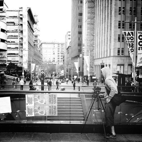 Taking Photos Of People Taking Photos Daily Commute