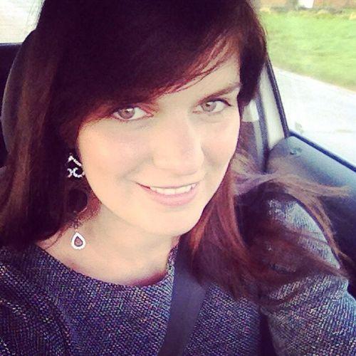Selfie Brunette Girl