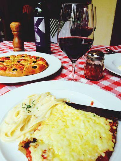 Pasta In Vino Veritas Mamma Mia Gnocchi Carbonara